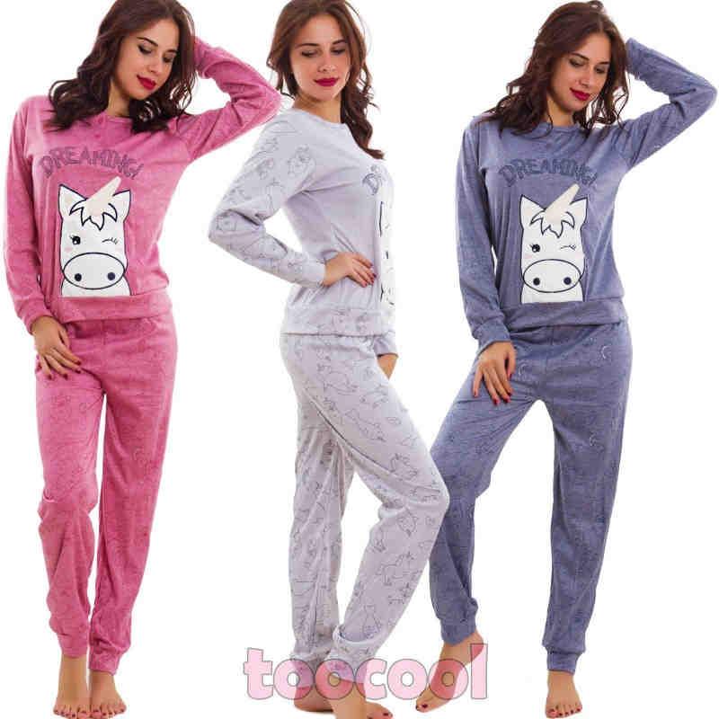 pigiama-unicorni